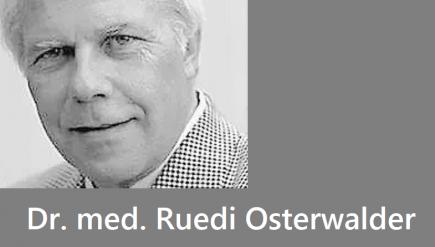 Dr. Ruedi Osterwalder